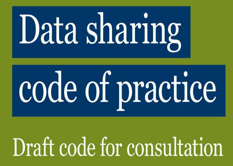 Garante inglese: nuovo codice di condotta per la condivisione dei dati.