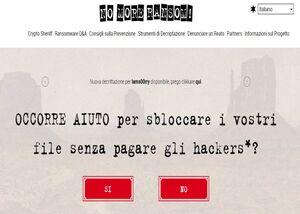 EUROPOL: No More Ransom salva milioni di vittime.