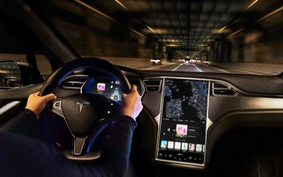 Come ti rubo la Tesla Model X