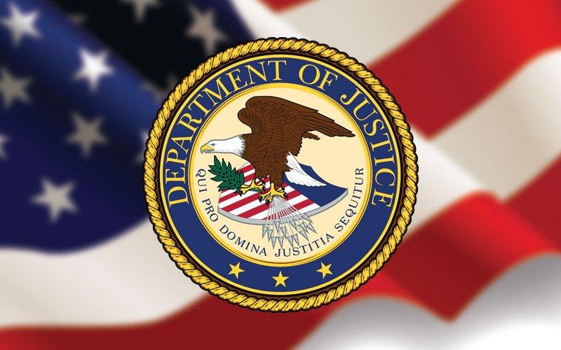 Departement of justice