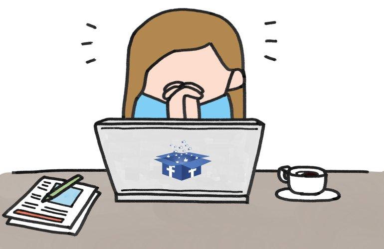 Phishing Facebook: Rubate più di 615.000 credenziali