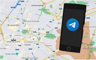Telegram può rivelare il tuo indirizzo di casa